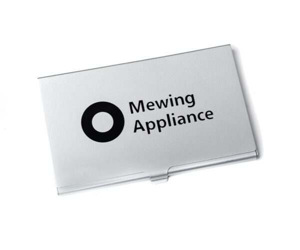 mewing appliance case